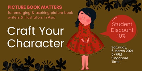 Picture Book Matters | Craft Your Character tickets