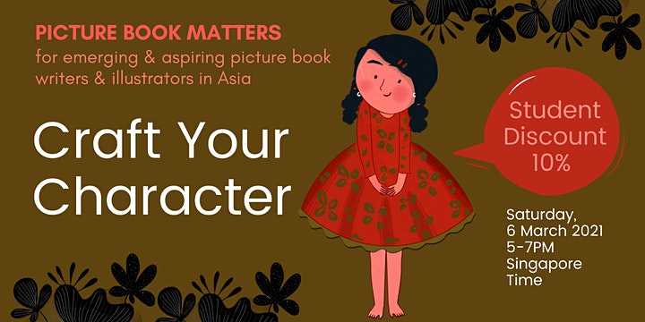 Picture Book Matters | Craft Your Character image