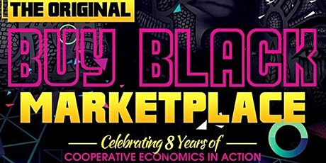 THE Buy Black Marketplace*Vendor Sign up- www.thebuyblackmarketplace.com tickets