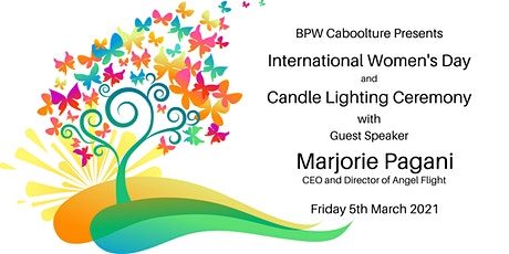 International Women's Day and Candle Lighting Ceremony tickets