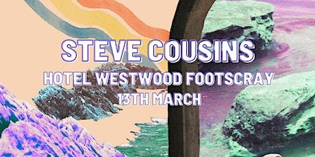 Steve Cousins tickets