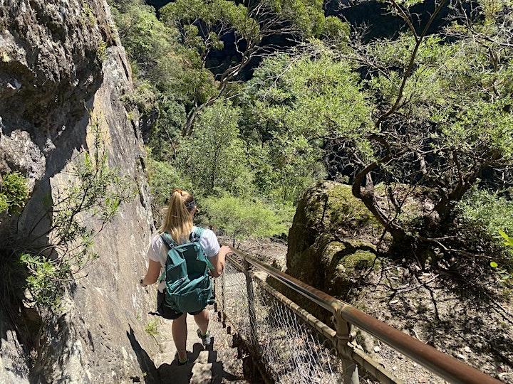 Women's Overnight Hike // Ruin Castle image
