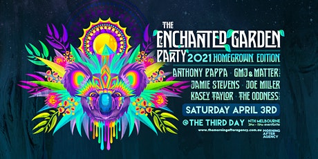 The Enchanted Garden Party 2021 (Homegrown Edition) tickets