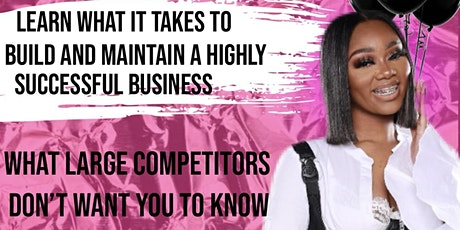 Entrepreneurship and Branding: How to Maintain a successful business tickets