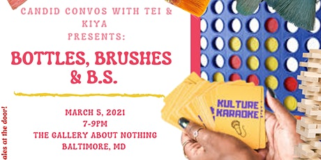 Bottles, Brushes and B.S. tickets