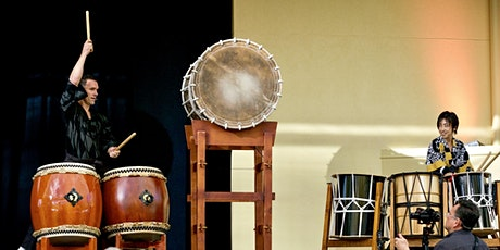 Japanese Taiko Drumming Workshop with Toko-Ton Taiko tickets