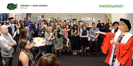 Women in Data Science (WiDS)  Sydney Festival 2021 entradas