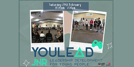 Pulse | YouLEAD Jnr Initiative tickets