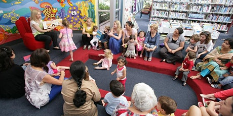 Storytime - Dapto Library tickets