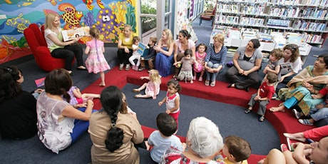 Storytime - Wollongong Library tickets