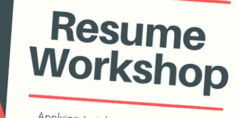 Targeting Your Resume really works! Get your next job! tickets