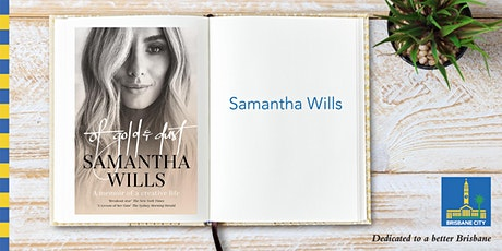 Meet Samantha Wills - Brisbane Square Library tickets