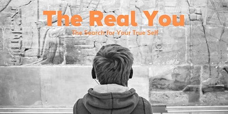 The Real You - The Search for Your True Self (Alice Springs) tickets