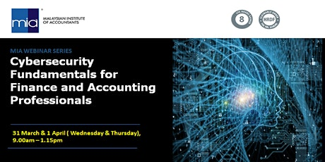 Cybersecurity Fundamentals for Finance and Accounting Professionals tickets