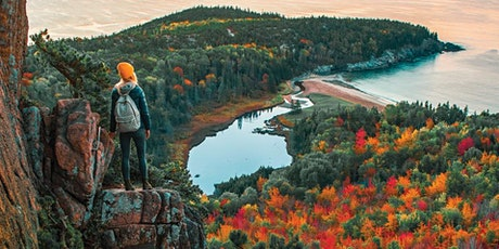 Acadia NP and Appalachian National Scenic Trail, with moderate hikes tickets
