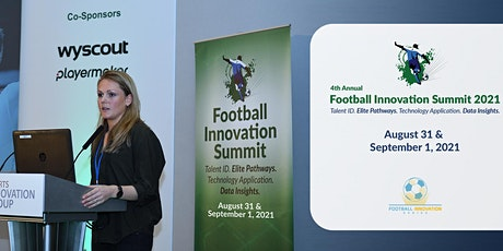 4th Annual Football Innovation Summit 2021 tickets
