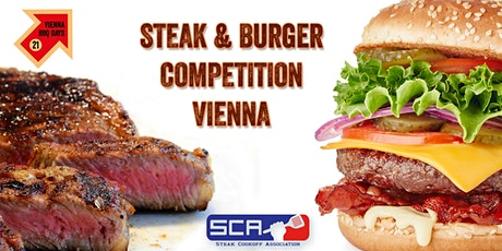 Steak  & Burger Wettbewerb  at the Vienna BBQ Days Tickets