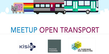 "Meetup Open Transport ""made in Belgium"" tickets"