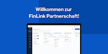 Willkommen zur FinLink Partnerschaft! Tickets