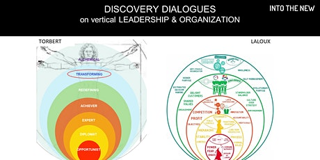 Discovery Dialogues on Vertical Leadership and Organization tickets