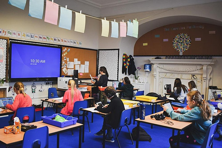 Carrdus School Virtual Open Evening image