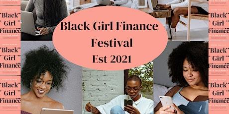 Black Girl Finance Festival tickets