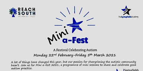 Mini a-Fest 2021: Interviewing Autistic People tickets