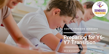 Preparing for Y6-Y7 Transition tickets