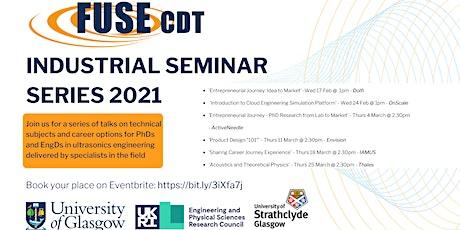 Industrial Seminar Series 2021 tickets