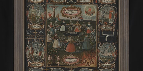 The Wellcome Dance of Death painting's conjugal iconography tickets
