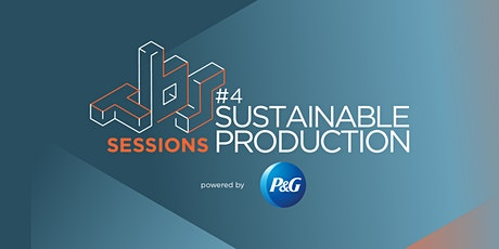 #4 Sustainable Production Session tickets