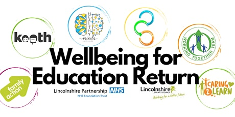 Education Return Training Discussion Group -Staff Wellbeing tickets