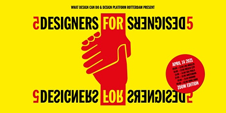 Designers for Designers 5 tickets