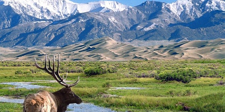 Rocky Mountain and Great Sand Dunes NPs, moderate hikes tickets