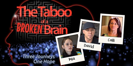 Taboo of a Broken Brain tickets