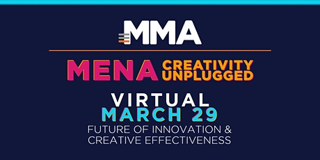 MMA MENA CREATIVITY UNPLUGGED 2021 billets