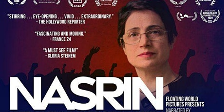 Nasrin Documentary Screening & Panel Discussion tickets