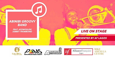 AF Lagos presents: ABINIBI GROOVY BAND tickets