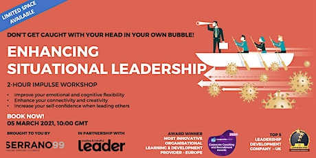 IMPULSE WORKSHOP - Enhancing Situational Leadership tickets