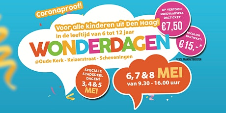 WonderDagen tickets