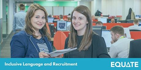Inclusive Language and Recruitment tickets