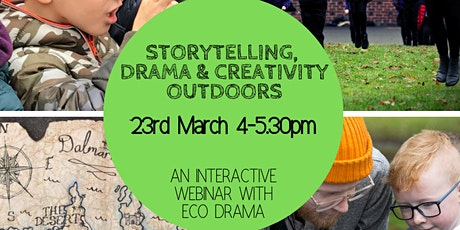 Storytelling, Drama & Creativity Outdoors tickets