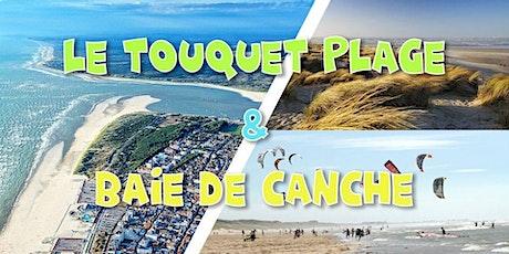 Le Touquet Plage & Baie de Canche - LONG DAY TRIP - 3 juillet billets