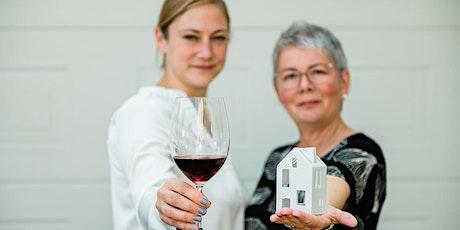 Rotwein und Rendite Tickets