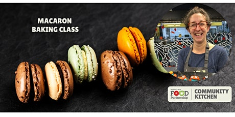 Introduction to pâtisserie: Macarons, with Charlotte Fuller (in person) tickets