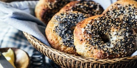 In-Person Class: New York Bagels (NYC) tickets
