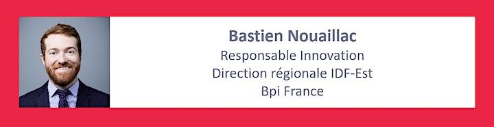 Image pour bpifrance - Masterclass à Paris-Saclay (Essonne - 91)