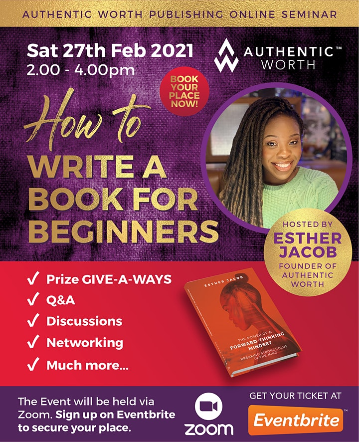 How To Write A Book For Beginners image