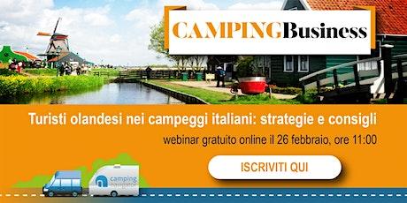 Turisti olandesi nei campeggi italiani: strategie e consigli entradas