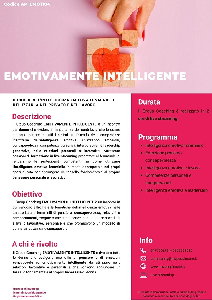 Immagine EMOTIVAMENTE INTELLIGENTE utilizzare l'intelligenza emotiva femminile